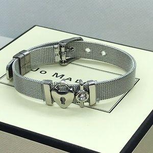 Stainless Steel Love Bracelet